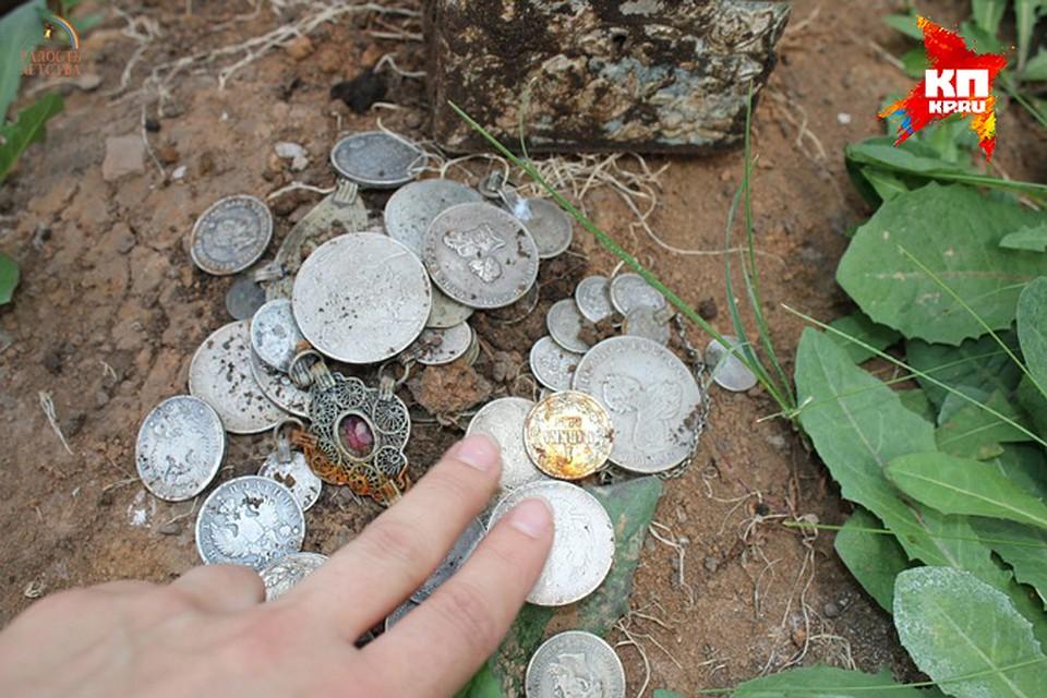 В татарстане на территории дома-интерната найден старинный к.
