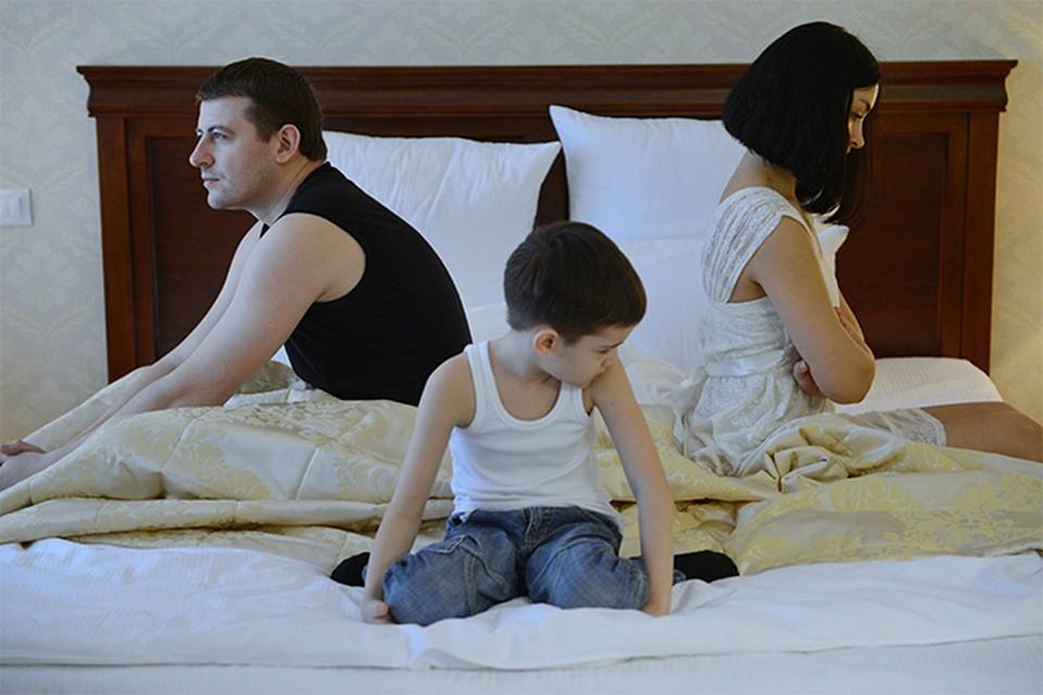 Как бывшим супругам после расставания остаться любящими родителями?
