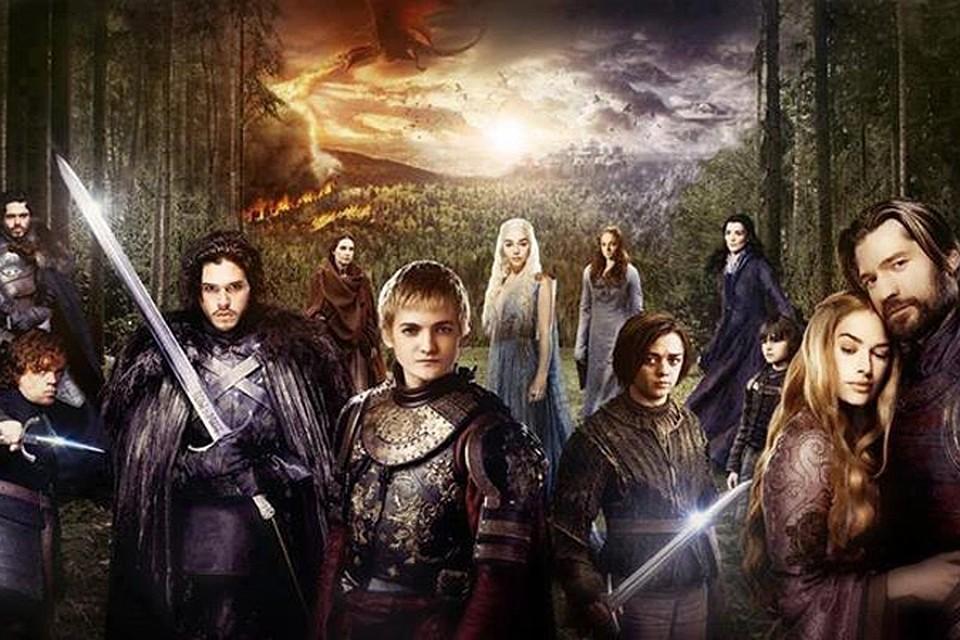 6й сезон игра престолов скачать - фото 9