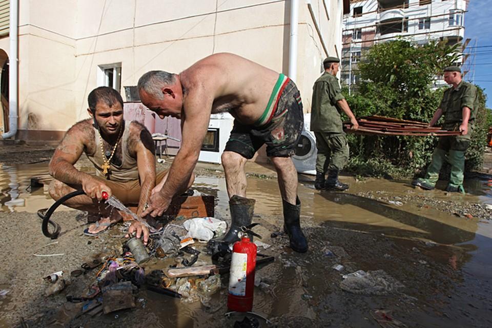Наводнение в Сочи закончилось. Кошмар последней недели позади