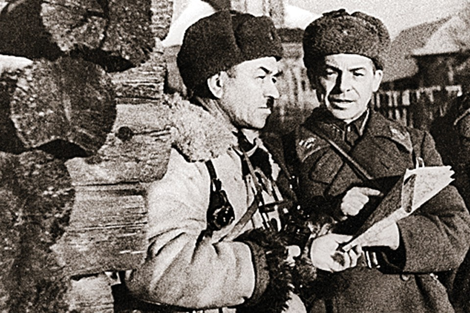 Репродукция М. Калашникова. Фото: ТАСС