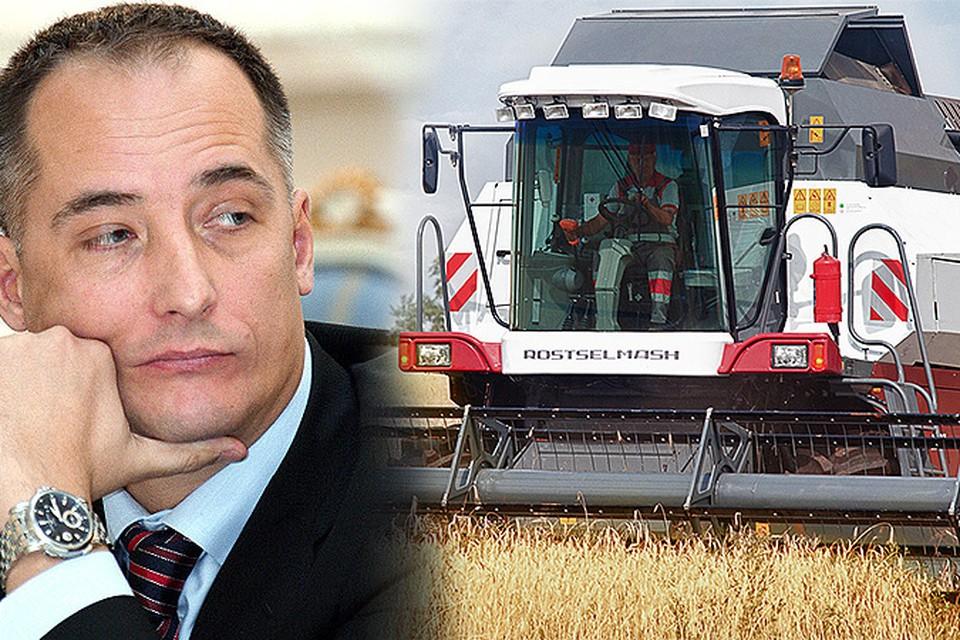 Написавший Путину письмо «Почему тракторный завод останется в Канаде» Константин Бабкин переводит производство в Россию