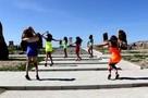 Организаторы конкурса «открестились» от танцующих на абаканском мемориале девушек