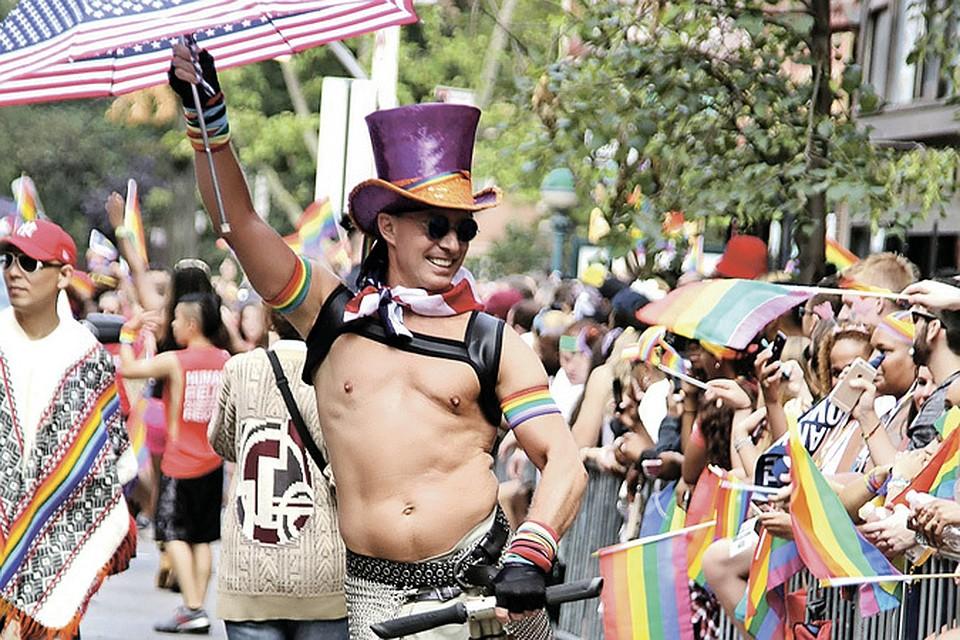 Гомосексуализм переда тся по мужской линии
