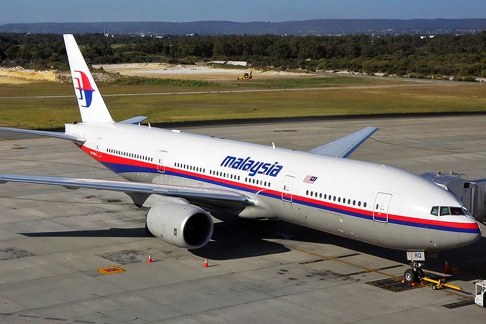"""""""Боинг"""" компании Malaysia Airlines пропал, выполняя рейс в Пекин."""