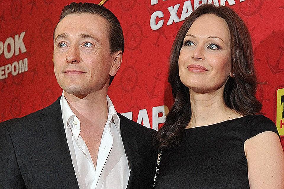 Сергей и Ирина Безруковы считались одной из самых красивых пар российского кино.