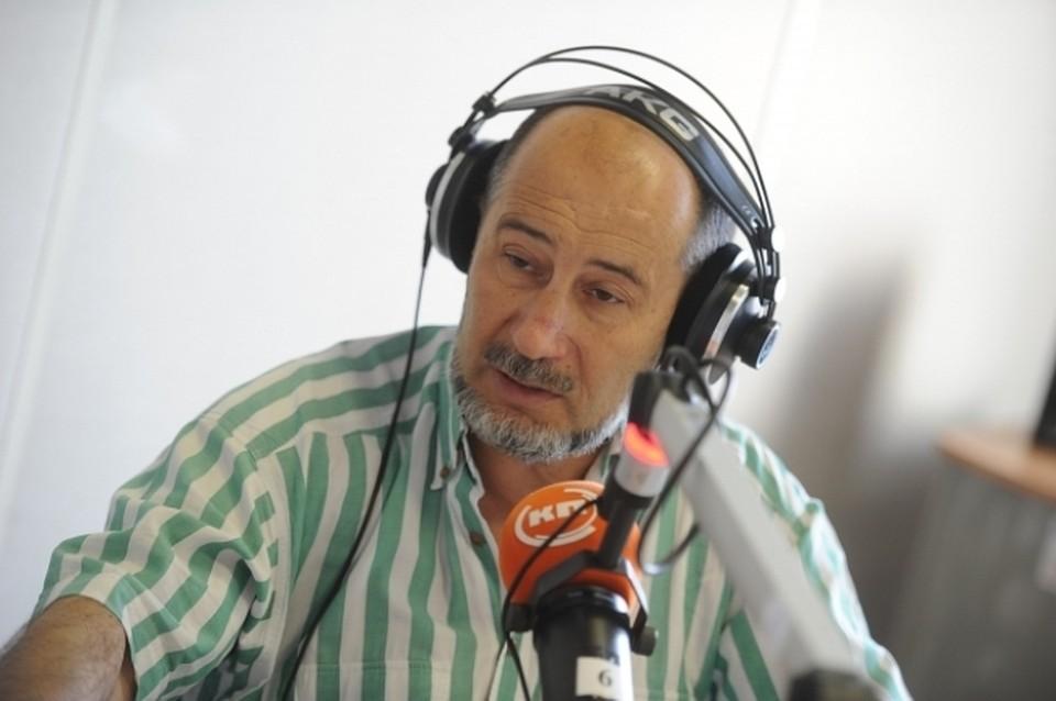 Маркс жив на радио комсомольская правда