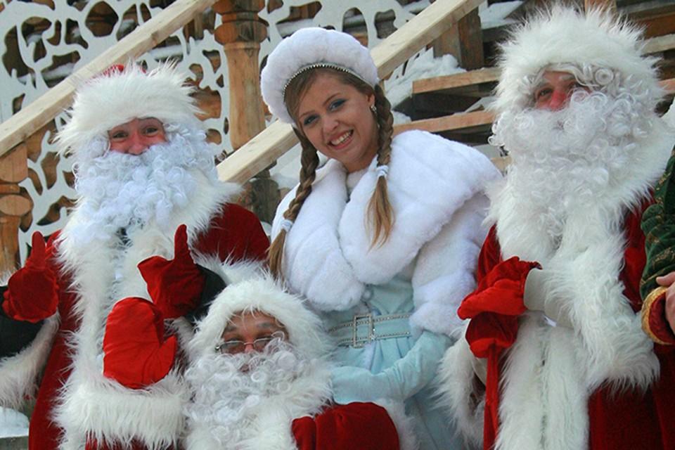 Уже в ноябре в Великом Устюге ждут по тысяче гостей каждые выходные, на Новый год, конечно, больше