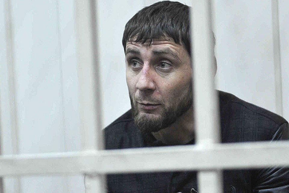 Заур Дадаев обвиняется в убийстве политика Бориса Немцова