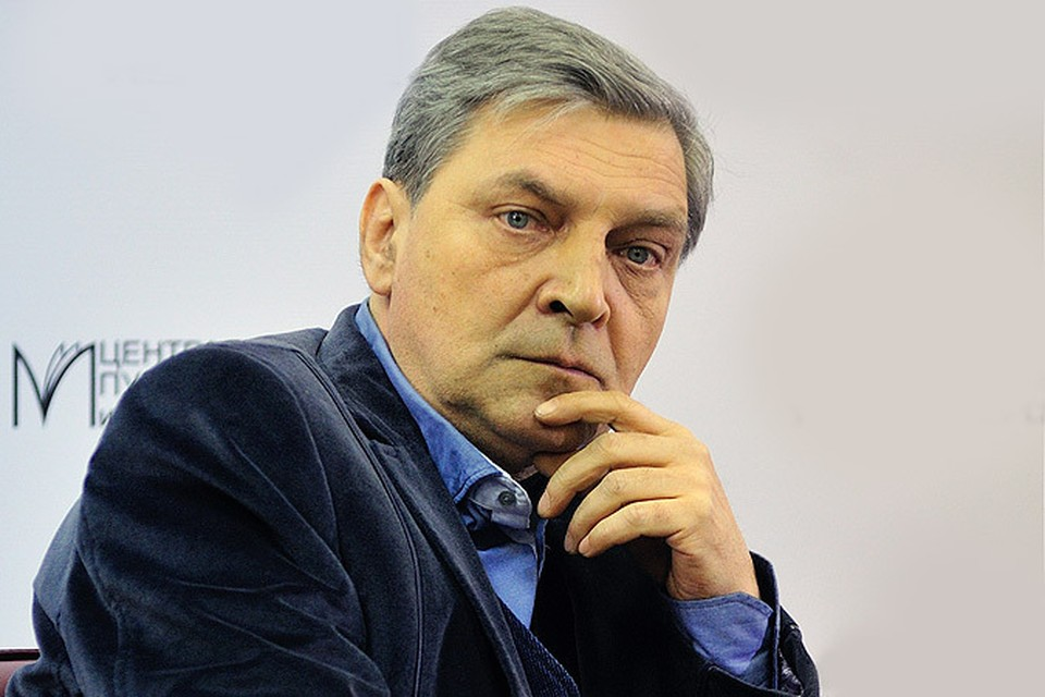 Легендарный журналист Александр Невзоров дал эксклюзивное интервью РАДИО «Комсомольская правда»
