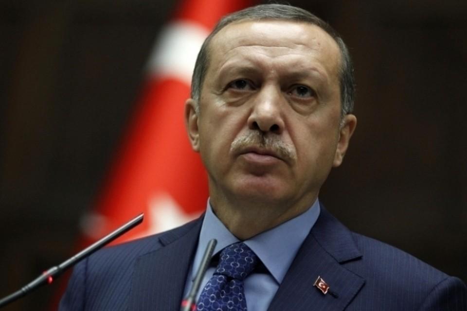 """Президент Турции уверен, что инцидент со сбитым Су-24 """"не нужно раздувать"""""""