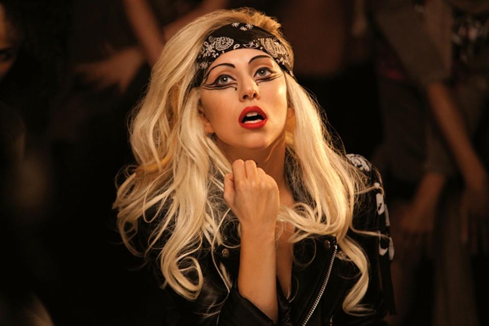 Леди Гага - одна из самых популярных певиц мира
