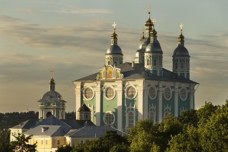 Смоленская область заняла 46-е место в Национальном туристическом рейтинге. Фото: Владислав Дымов