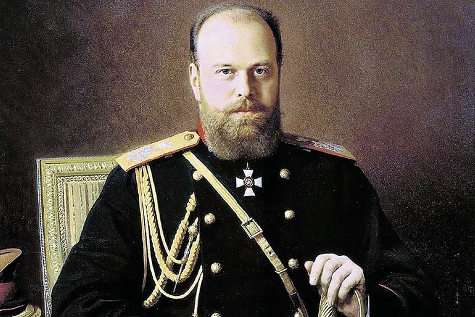 Александр III - российский император с 1марта 1881 года. Фото: wikipedia.org