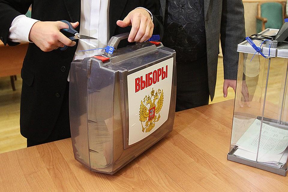 В Курской области официально стартовали выборы губернатора