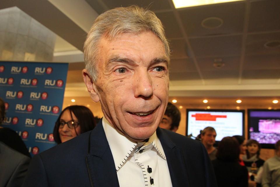 Легендарному ведущему «Утренней почты», «Утренней звезды» и «Достояния республики» Юрию Николаеву исполнилось 67 лет