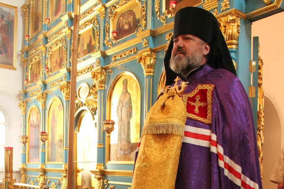 Епископ Лукиан. Фото: Благовещенская епархия.