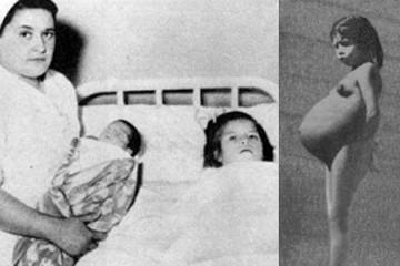 Ставшая мамой в 5 (!) лет Лина Медина пережила своего сына почти на 50 лет