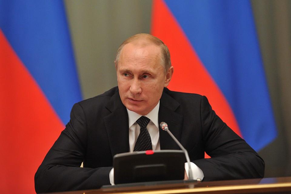 Владимир Путин: Все планы по перевооружению должны быть выполнены