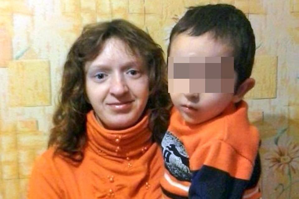 Наталья Сизова мечтает не разлучаться с сыном Севой.