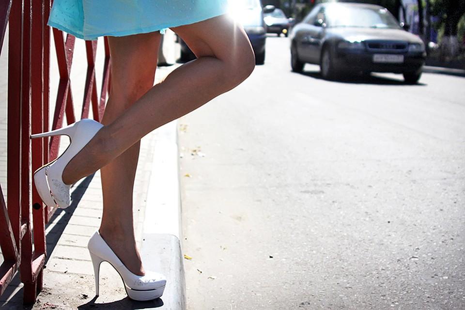 места нахождения дорожных праституток в москве