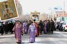 В честь Албазинской иконы в Благовещенске пройдет крестный ход