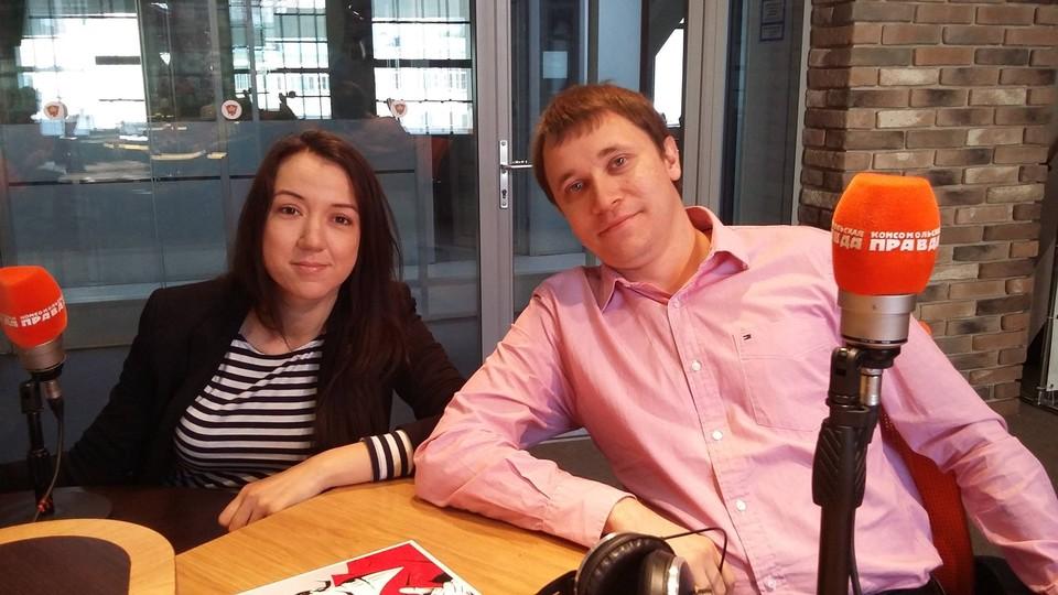 Эльвира и Максим Мерзоевы - основатели Мастерской вещей ручной работы для детей Вам Вигвам