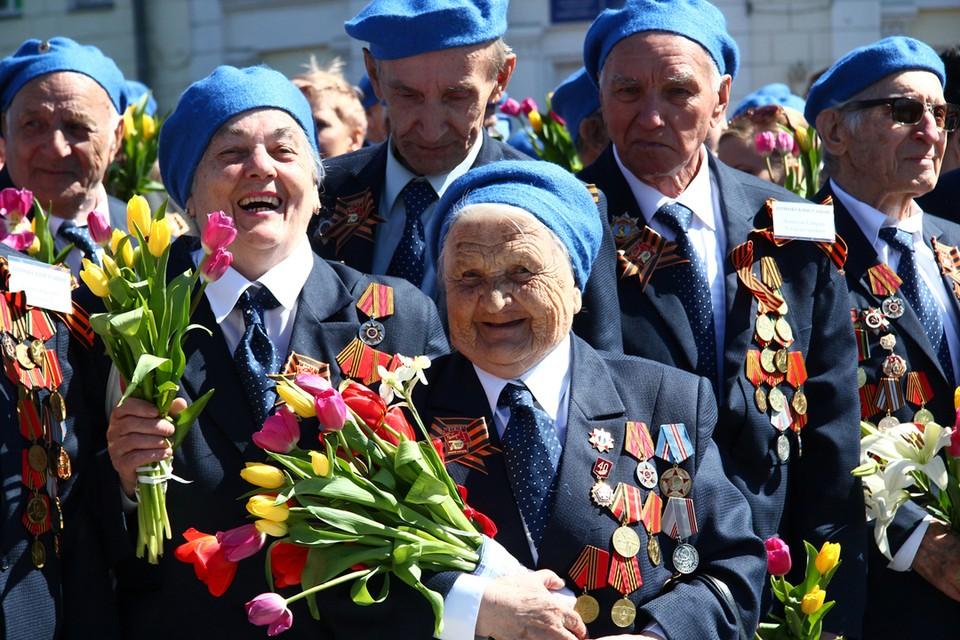 «Комсомолка» узнала, как будут отмечать День Победы в разных районах города.