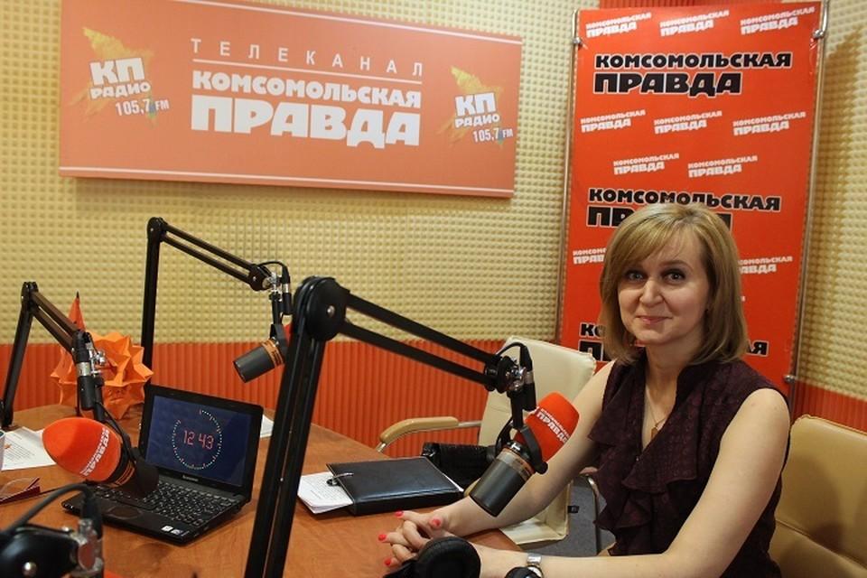 начальник отдела исполнительного производства УФССП России по СК Елена Варфоломеева