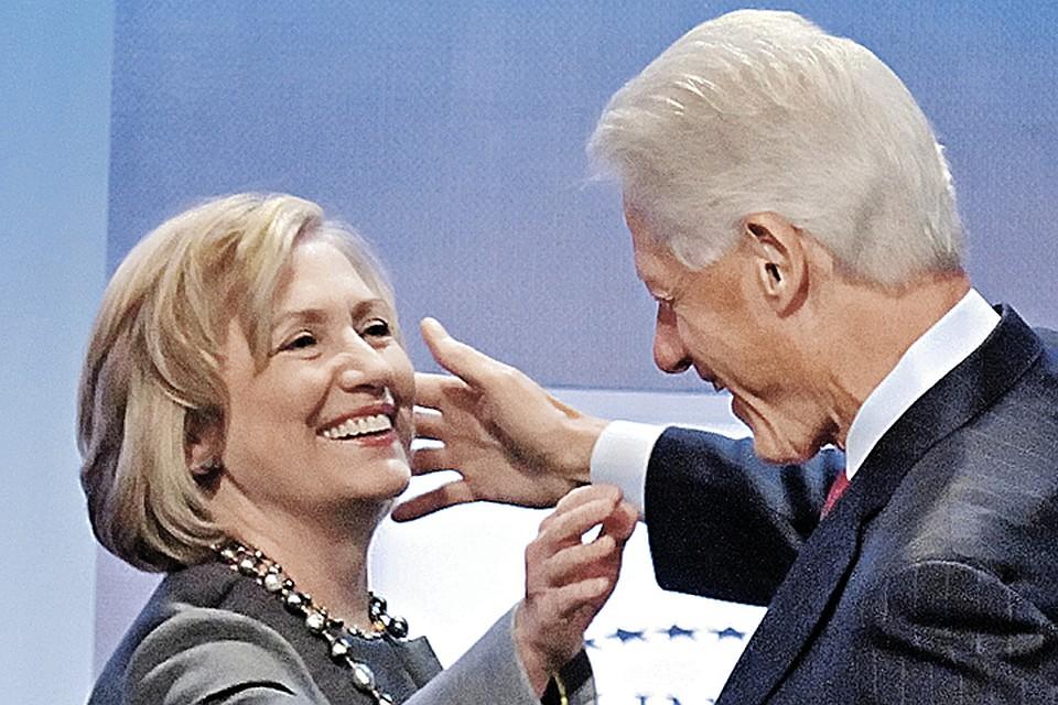 Хилари клинтон секс