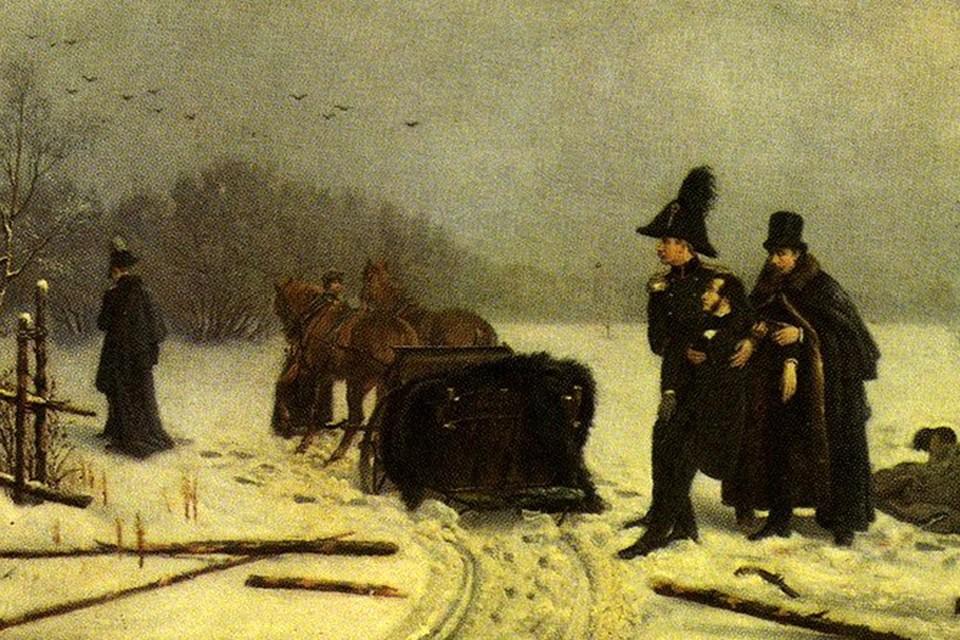 Александр Сергеевич не был легкой добычей Дантеса, как считают многие