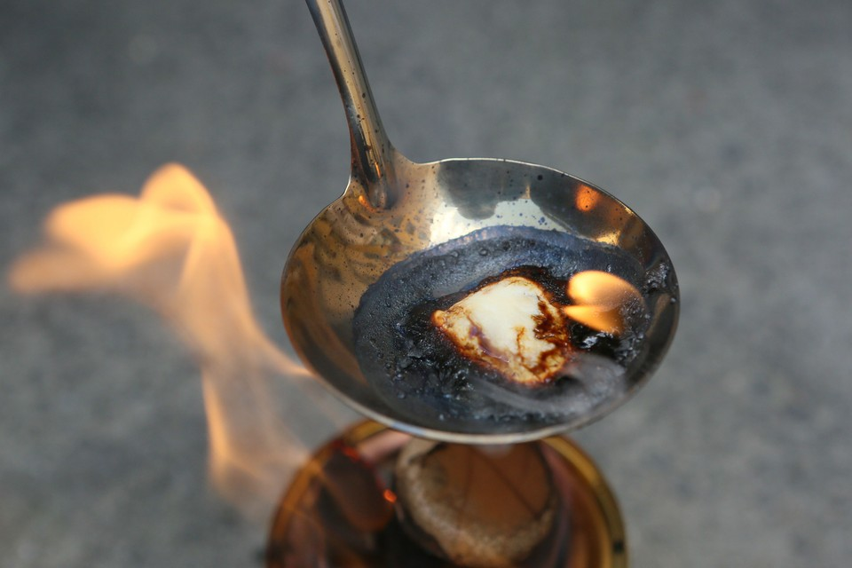 Вот так горит творог из Липецкой области.