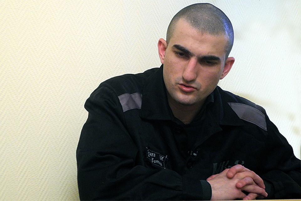 Нурмагомед Хираев уже четвертый год отбывает наказание