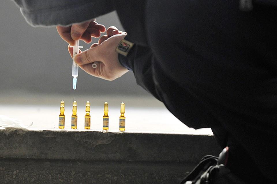Распространение наркотиков через мессенджер - для полиции больная тема