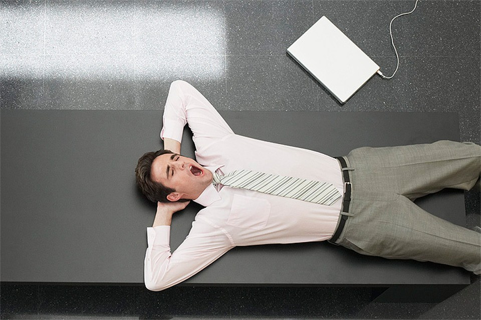 Выявлены основные факторы, влияющие на ленивый образ жизни многих людей.