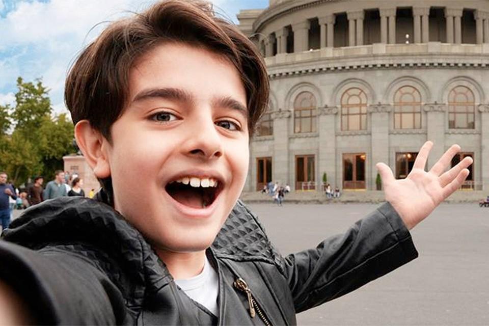 """Финал конкурска """"Детское Евровидение-2016"""" пройдёт на Мальте 20 ноября."""