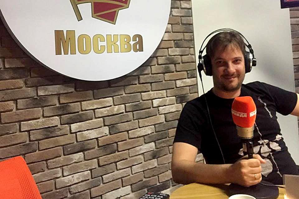 Автор книги «Женщины непреклонного возраста» Александр Цыпкин в гостях у Радио «Комсомольская правда»