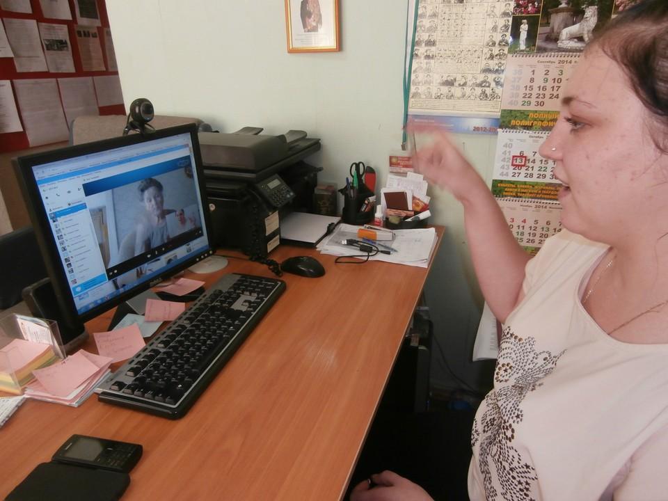 В Липецкой области работают 3 видеотелефонные службы для общения с инвалидами по слуху
