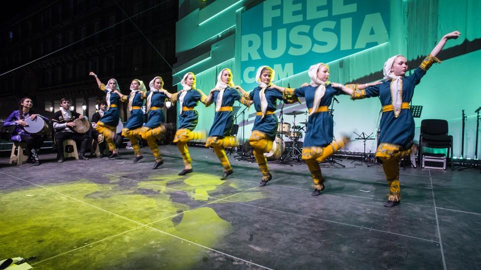 Фестиваль FEELRUSSIA станет одним из наиболее значимых культурных событий года в каждой стране, где он проходит.