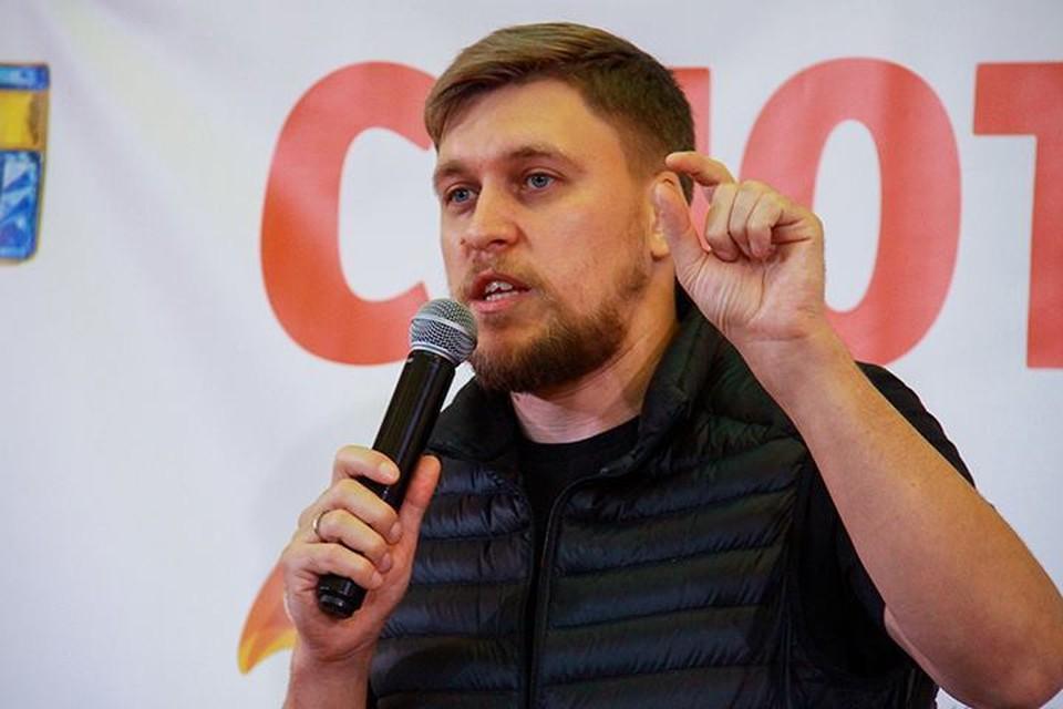 Резидент Comedy Club Александр Незлобин представил в Ярославле свой режиссерский дебют – комедию «Жених».