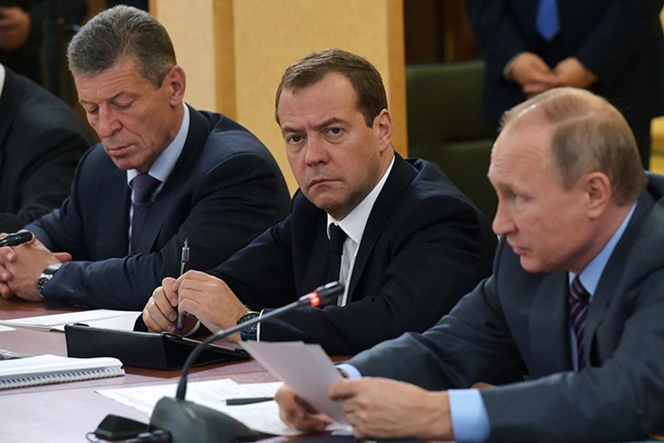 Глава государства подтвердил, что строительство идёт хорошими темпами. Фото: Александр Астафьев/ТАСС