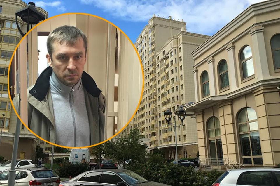"""Квартиру в ЖК """"Доминион"""" Захарченко использовал исключительно под склад для денег"""