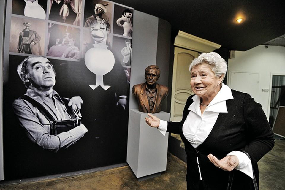 Татьяна Правдина и Зиновий Гердт прожили вместе 36 лет.
