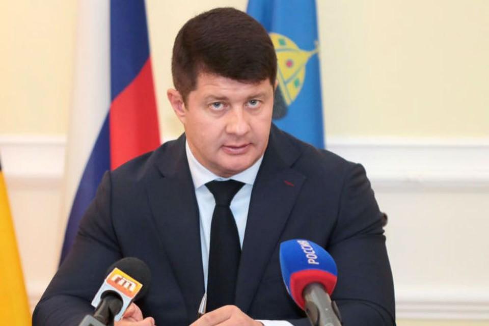 Владимир Слепцов. Фото - со страницы Слепцова в Фейсбуке.