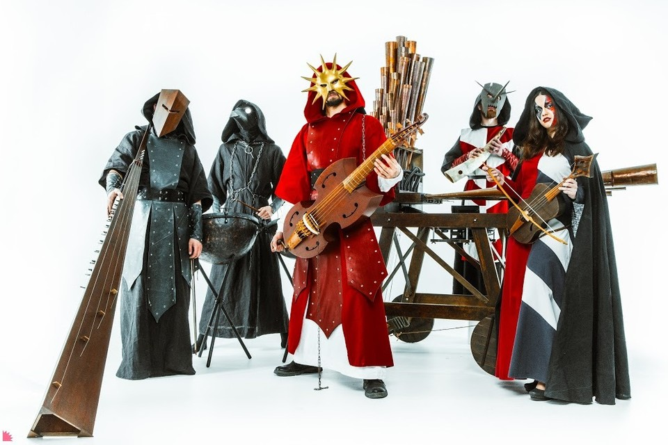 Ансамбль Flos Florum приглашает липчан на концерт «Приношение Босху»