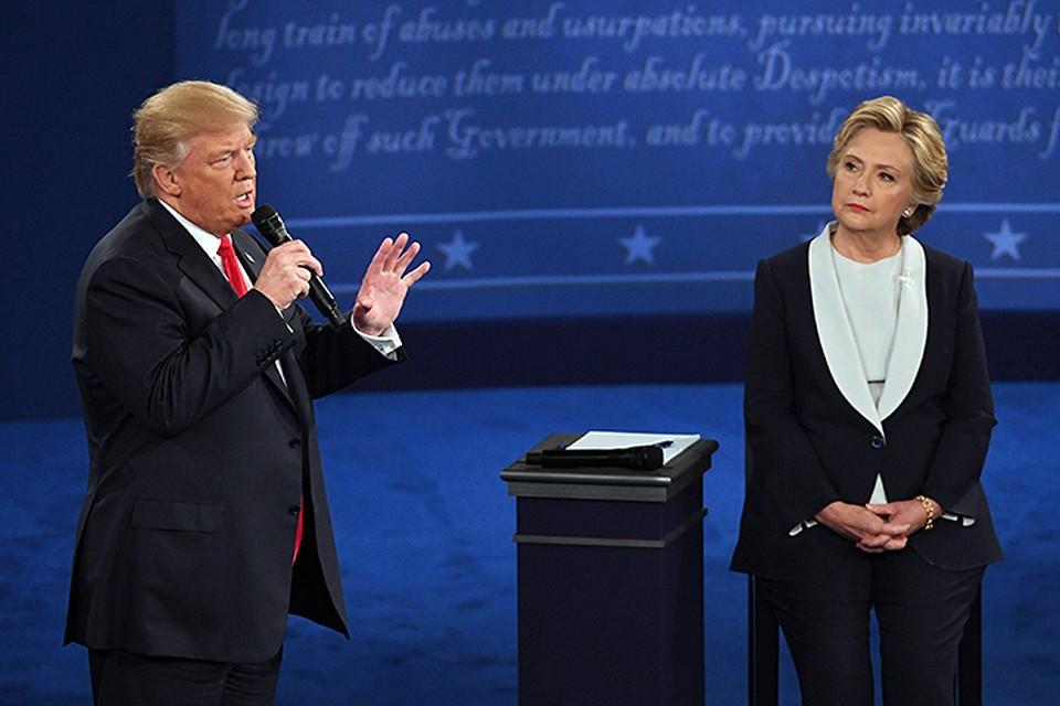 В последние недели президентские выборы за океаном все больше напоминают пропагандистские перепалки в СМИ времен Холодной войны