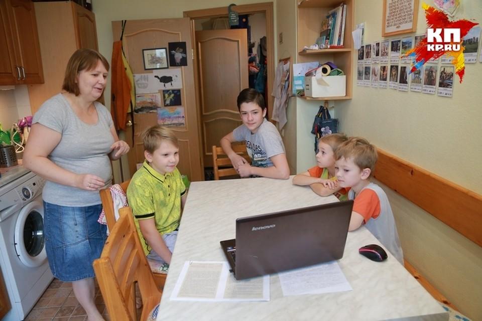 Учатся дома: все больше красноярских родителей забирают детей из школы «по идейным соображениям»