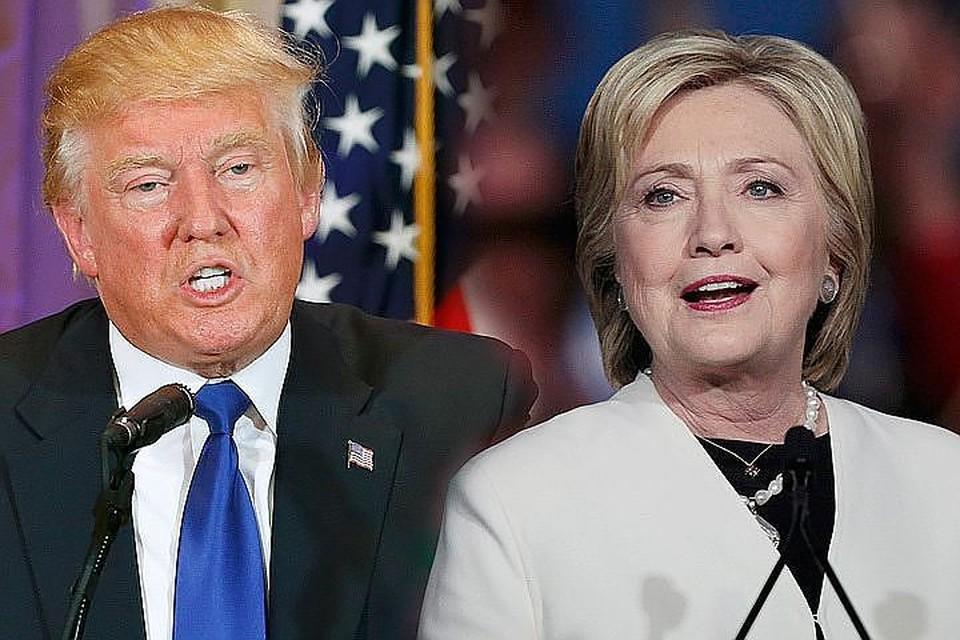 Президентская гонка в США - кто одержит победу?