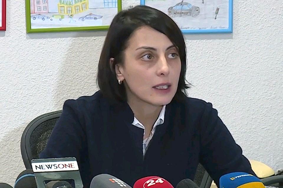 Во время пресс-конференции, посвященной ее отставке, главный сыщик Украины вспомнила о достижениях полиции под её руководством и посетовала на проблемы с коррупцией.