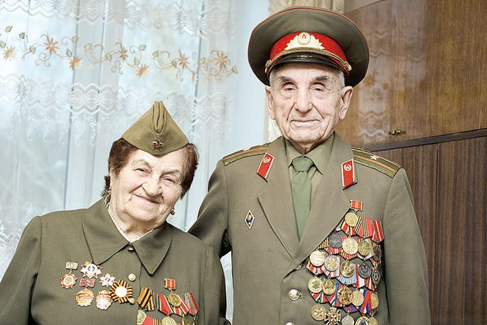 Андрей Петрович и Зоя Федоровна ценят каждый день, поведенный вместе.